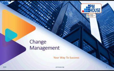 Change Mgmt. _PMHouse 2020_V1